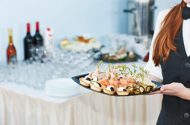 Throwing Your Company Event the Natural Way